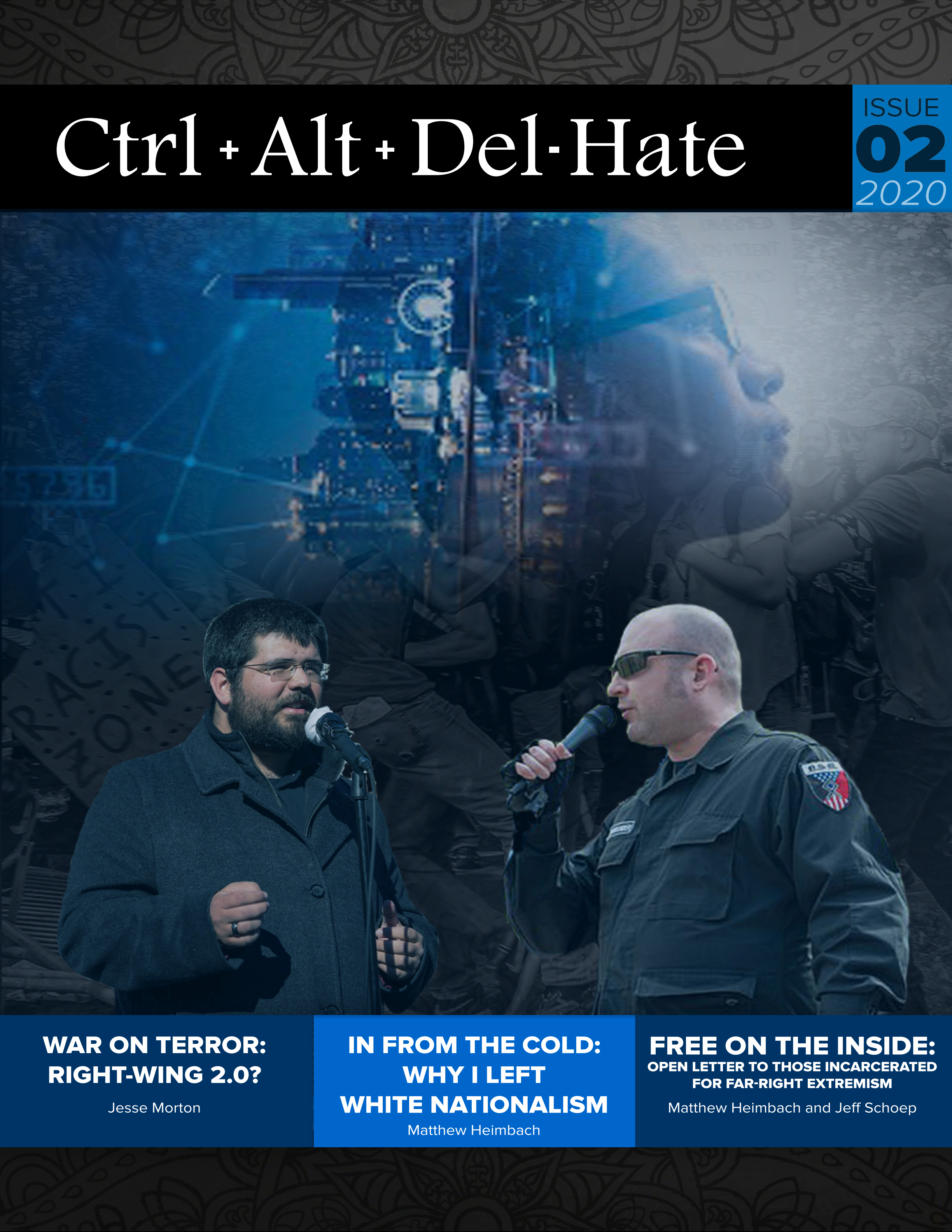 454268525 Ctrl Alt Del Hate E Magazine Issue 02 00