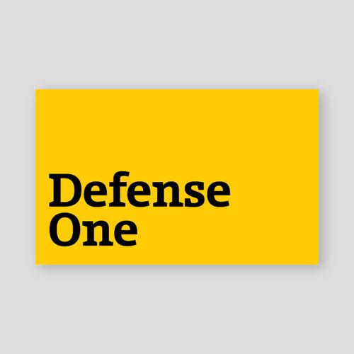 Defense One logo bg
